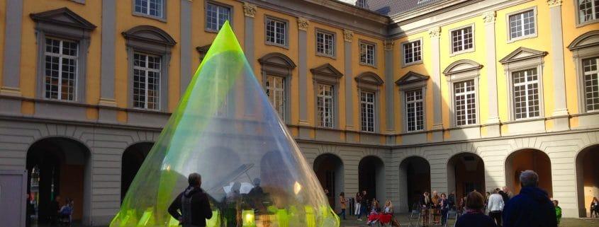 Eröffnungsfeier Bonner Theaternacht Universtität Bonn