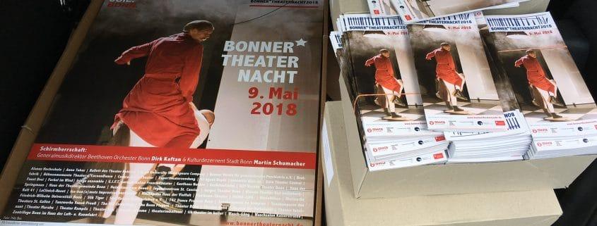 Pressekonferenz Bonner Theaternacht