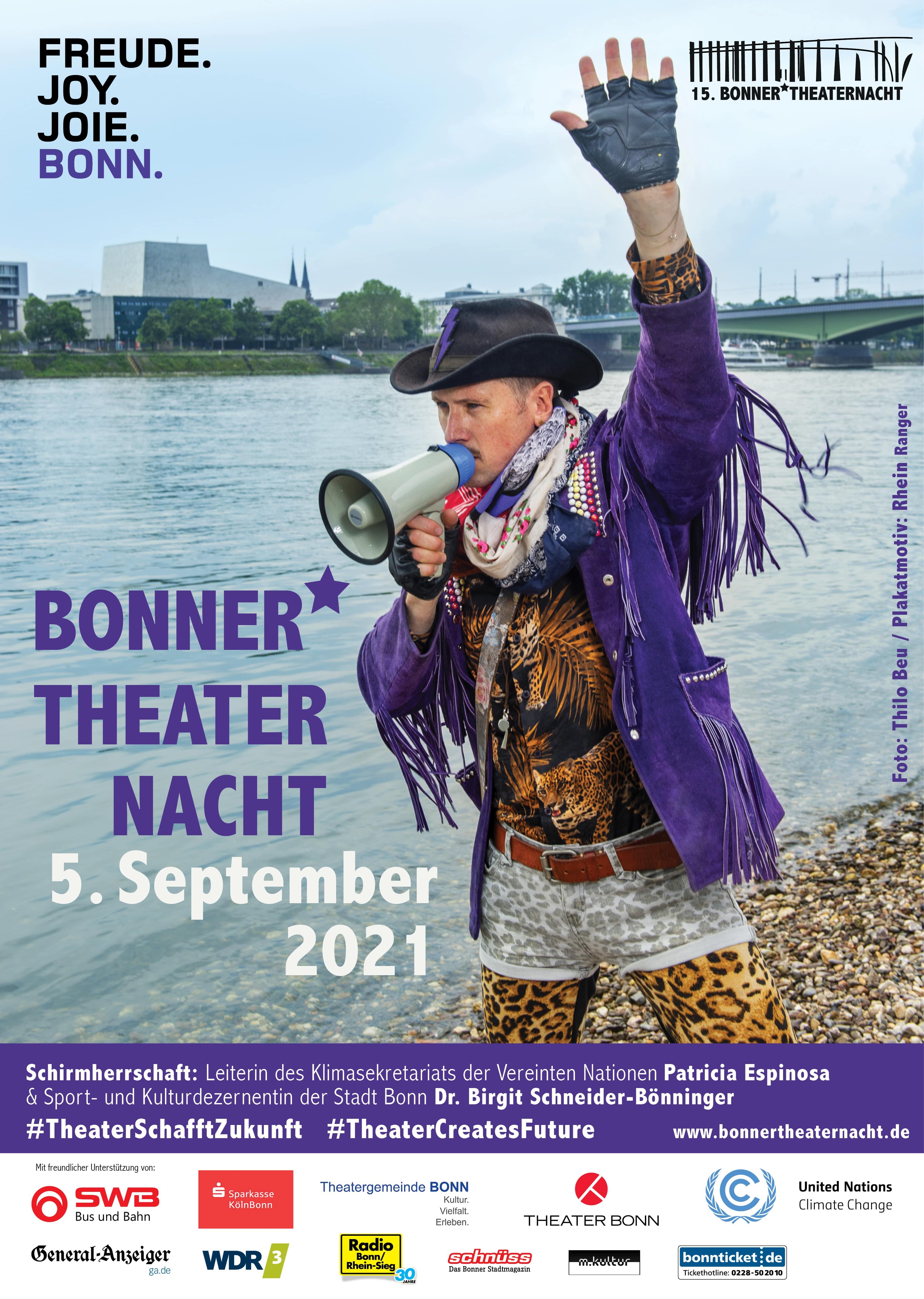 Bonner Theaternacht 2021 Plakat final A3